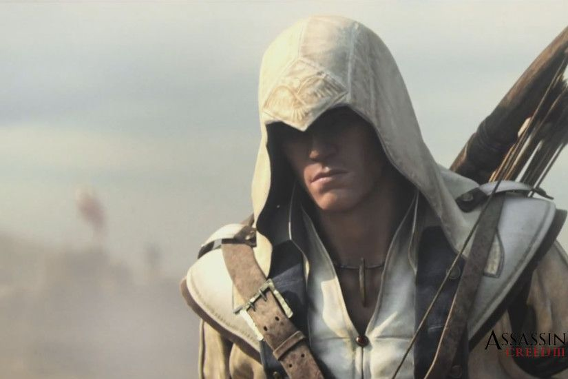 <b>Connor</b> - <b>Assassin's Creed III wallpaper