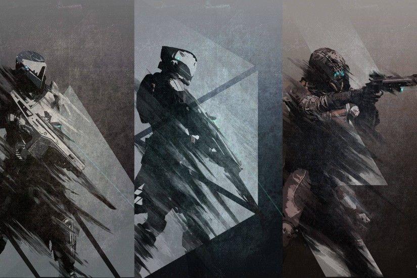 warlock destiny wallpaper