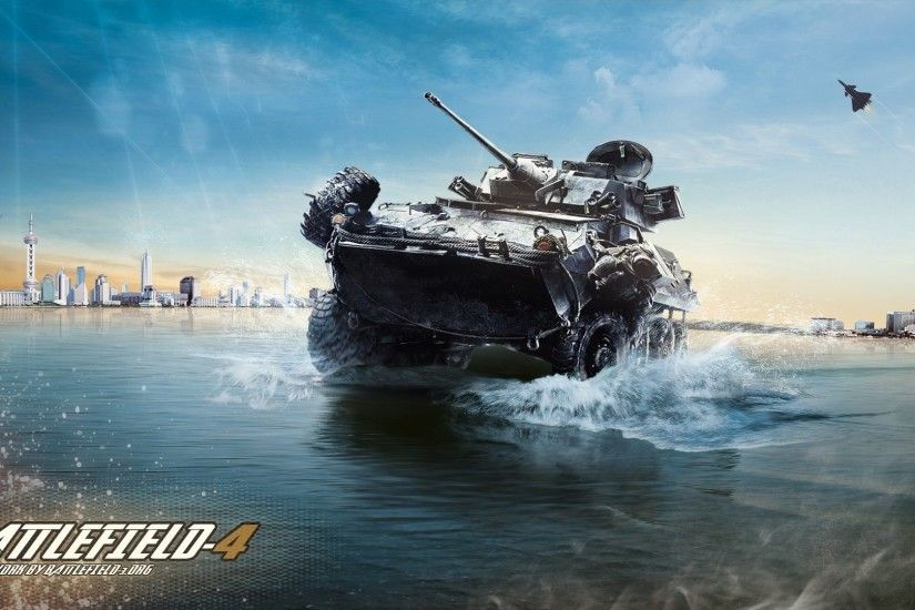 Battlefield 4 Wallpaper