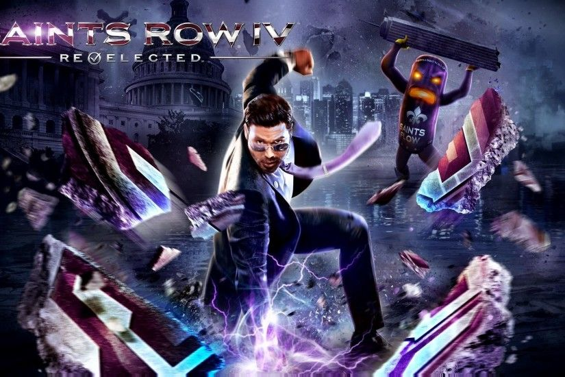 Explore More Wallpapers in the Saints Row IV: Re-Elected Subcategory!