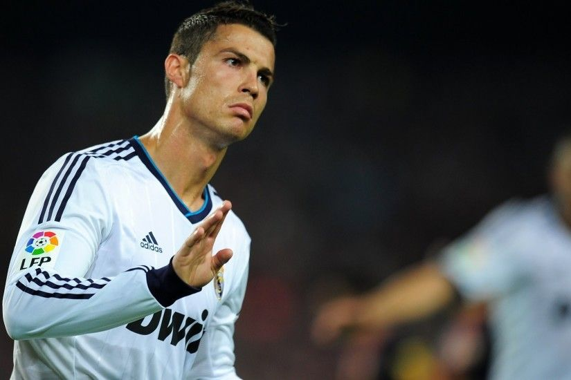 hd wallpaper real madrid cristiano ronaldo