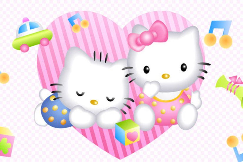 ... Hello Kitty Desktop Backgrounds Wallpapers - Wallpaper Cave ...