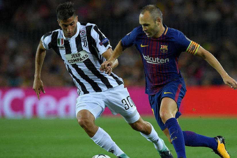 "Andres Iniesta will not be leaving Barcelona next summer says Juventus  general manager Beppe Marotta: ""He's a great champion, but he has a  contract with ..."