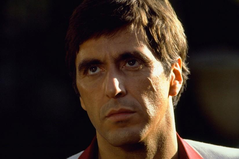 Tony Montana Wallpaper, A Tony Montana wallpaper. Tony Montana is played by  Al Pacino