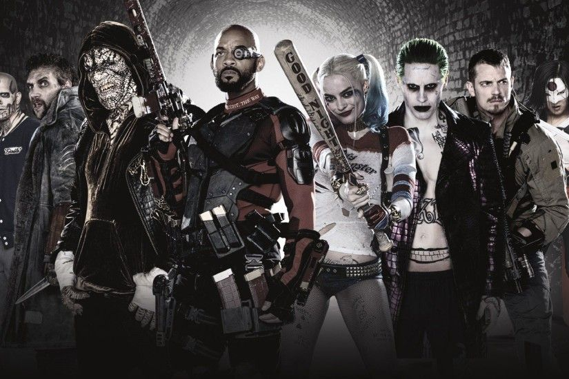 Suicide Squad New Poster Wallpaper | Movies HD Wallpapers - Visit to grab  an amazing super