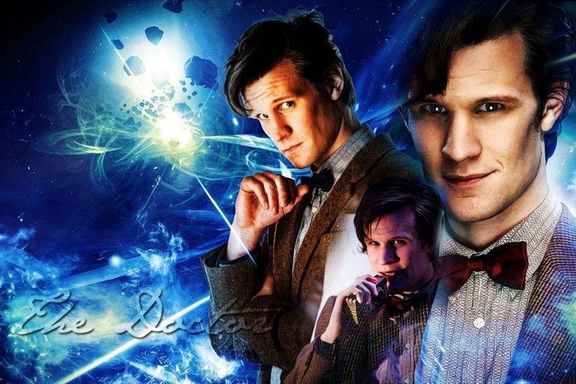 Images For > Matt Smith Doctor Who Wallpaper