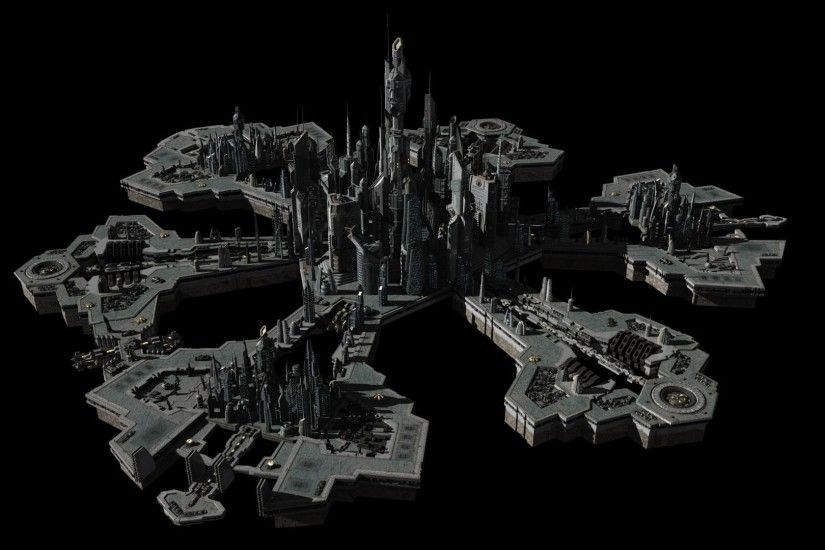 Stargate Atlantis City