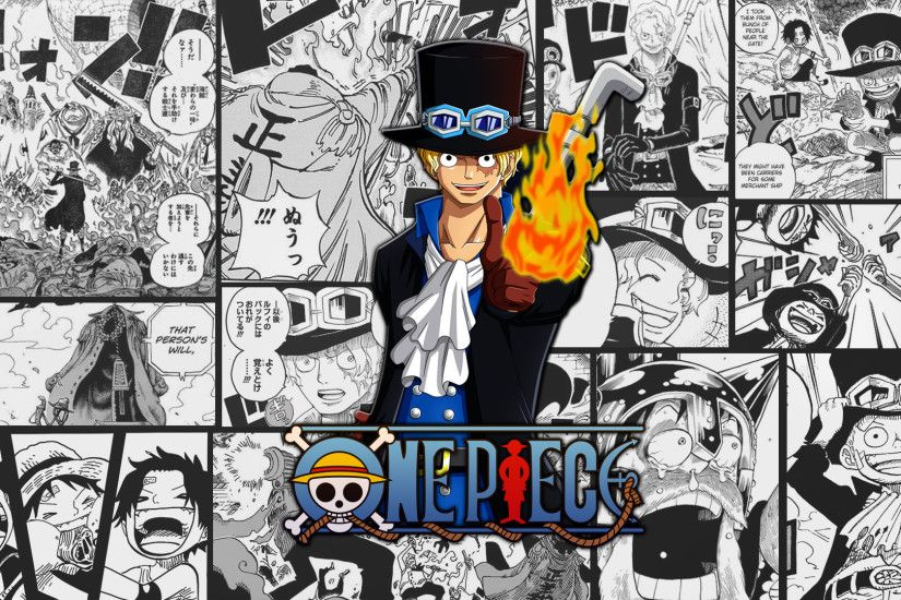Anime - One Piece Sabo (One Piece) Wallpaper