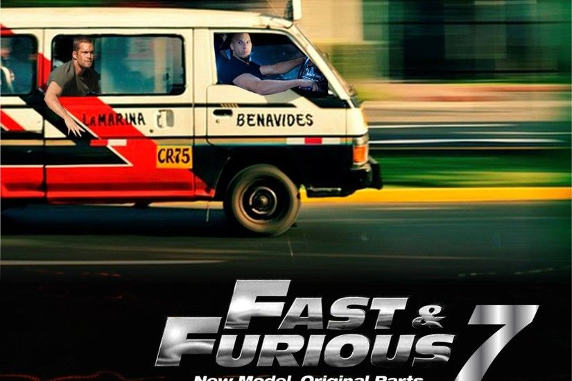 Fast and furious 7 Photo.