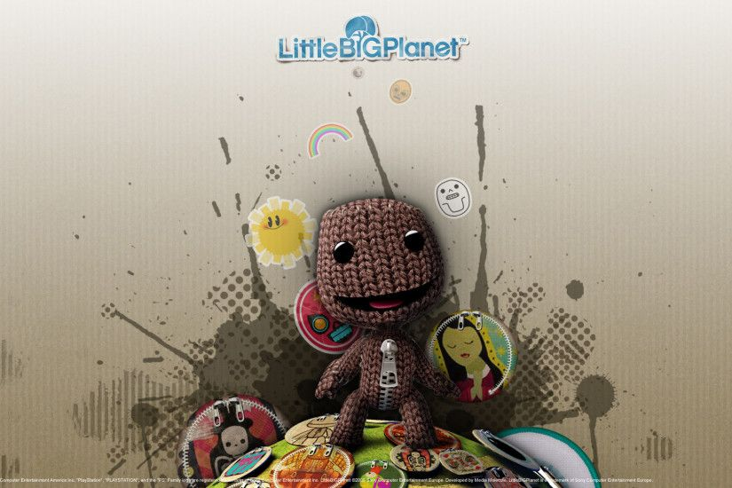 HD Little Big Planet Wallpapers