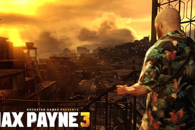 Wallpaper from Max Payne 3