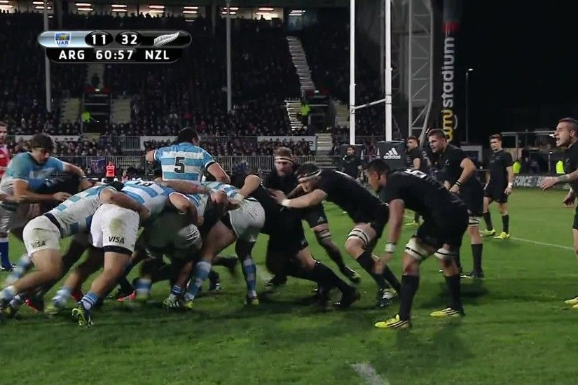 New Zealand open Rugby Championship campaign with a 39-18 win over Argentina