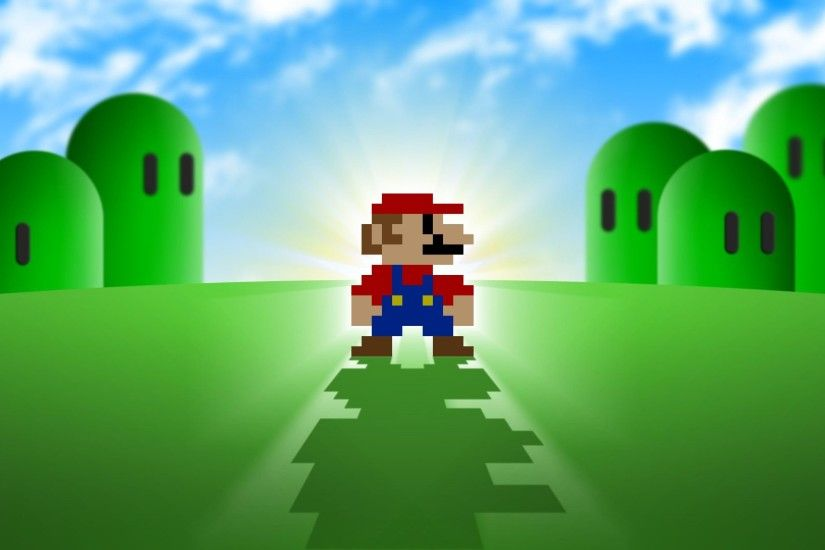 Mario Wallpapers Wallpaper