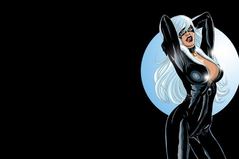 Black Cat · HD Wallpaper | Background ID:477855