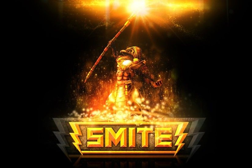 Smite Ra Sun God Wallpaper