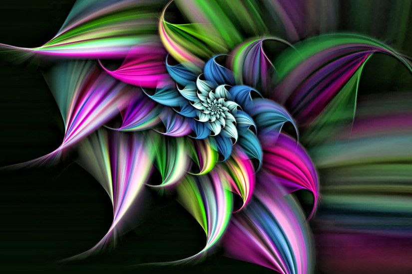 wallpaper.wiki-Flowers-Cool-3D-Wallpaper-PIC-WPE0013881