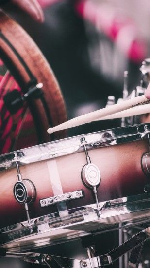 iPhone 6 Plus - Music/Drums - Wallpaper ID: 585610 ...