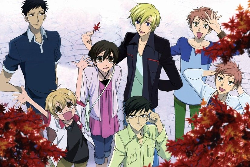 Tags: Anime, Ouran High School Host Club, René Tamaki Richard de Grantaine,