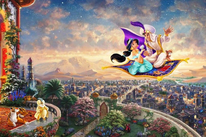 Related Wallpapers aladdin, jasmine. Preview aladdin