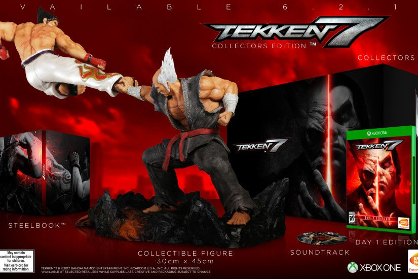 A TEKKEN 7 Season Pass (available for PlayStation 4, Xbox One, STEAM) will  grant players access to three content packs aimed to extend the TEKKEN 7 ...