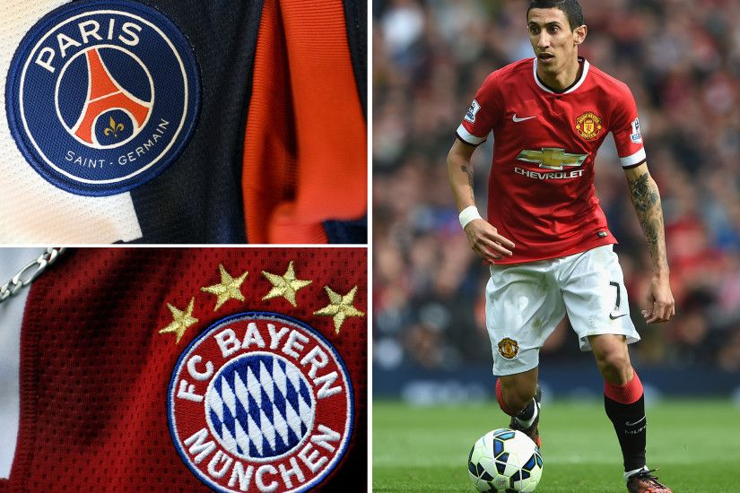 Manchester United transfer news: Bayern Munich join PSG in battle to tempt  United to sell £60m midfielder Angel Di Maria | The Independent