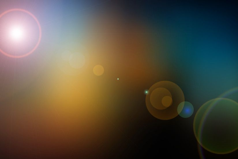 Lens Flare HD Wallpaper 1920x1080 Lens ...