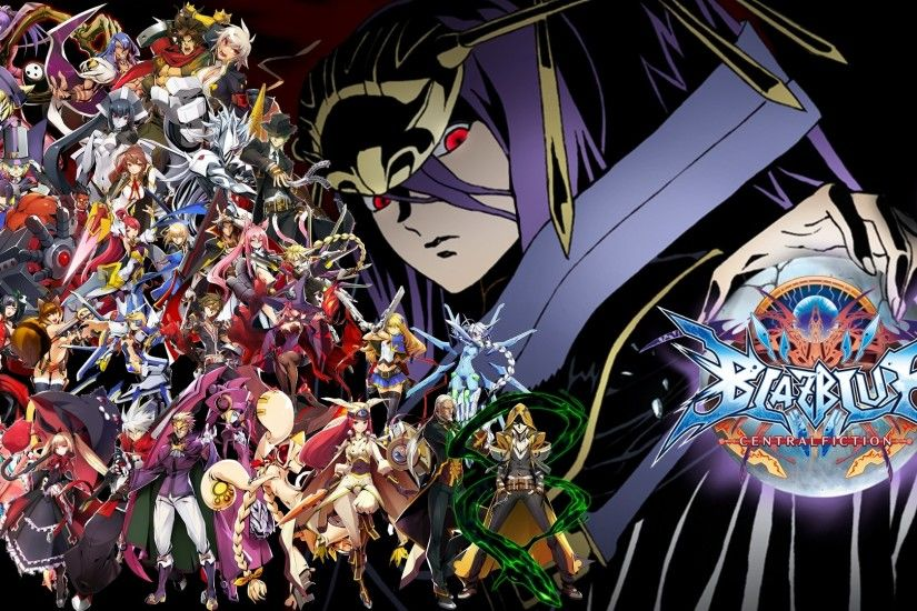 BlazBlue Centralfiction Wallpaper by yoink13 BlazBlue Centralfiction  Wallpaper by yoink13