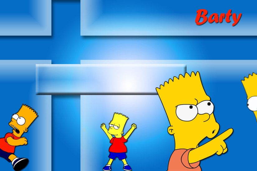 ... The Bart Simpson Wallpaper | Daily Backgrounds in HD