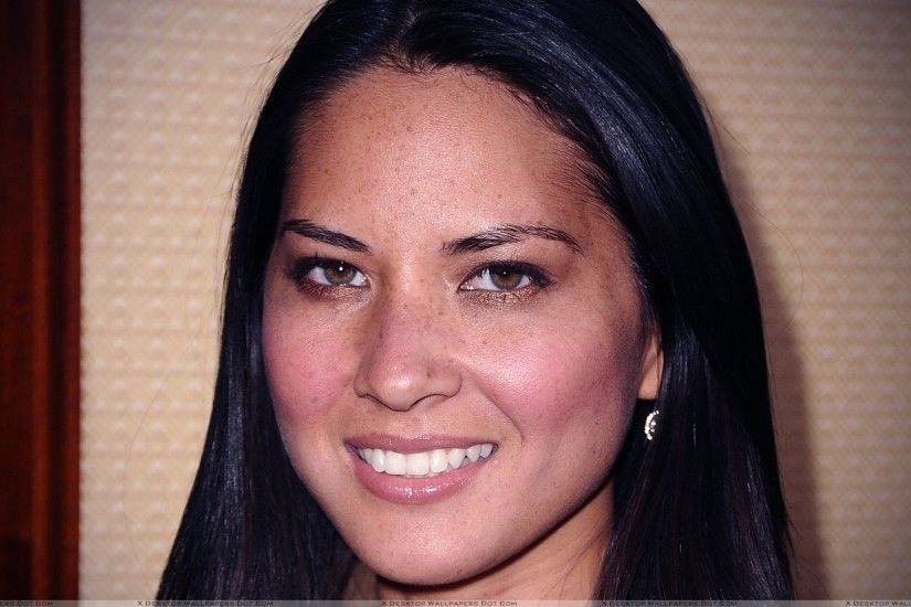 "You are viewing wallpaper titled ""Olivia Munn ..."