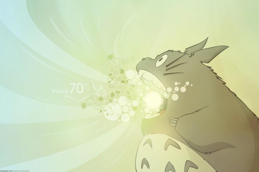 My Neighbor Totoro - Studio Ghibli Wallpaper (27066030) - Fanpop