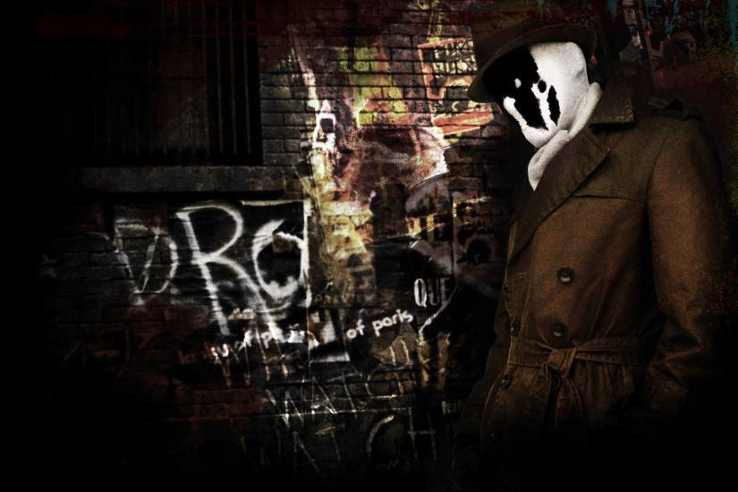 Rorschach in Watchmen Wallpapers | HD Wallpapers