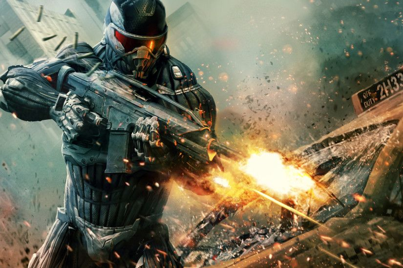 Crysis 2 Wallpaper. 1920x1080