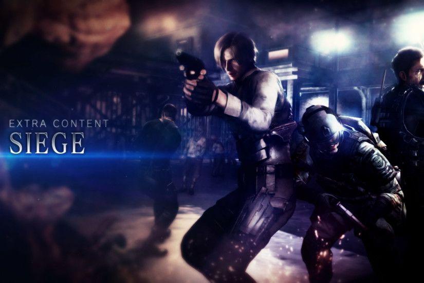 Resident Evil 6 Wallpaper Hd 1920x1080