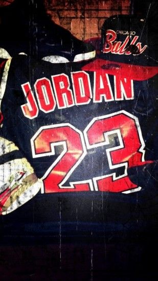Click here to download 1080x1920 pixel Chicago Bulls Jersey Jordan 23  Android Best Wallpaper