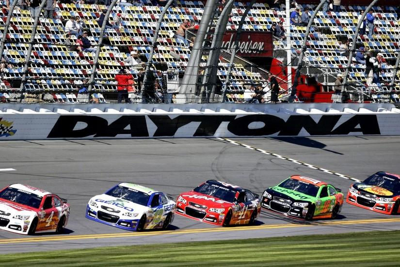 2015 Daytona 500 Nascar Sprint Cup Series Wallpaper