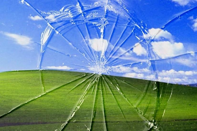 download free cracked screen wallpaper 1920x1080 large resolution