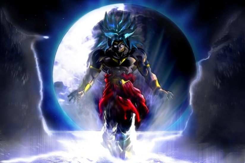 Anime - Dragon Ball Z Broly (Dragon Ball) Legendary Super Saiyan Wallpaper