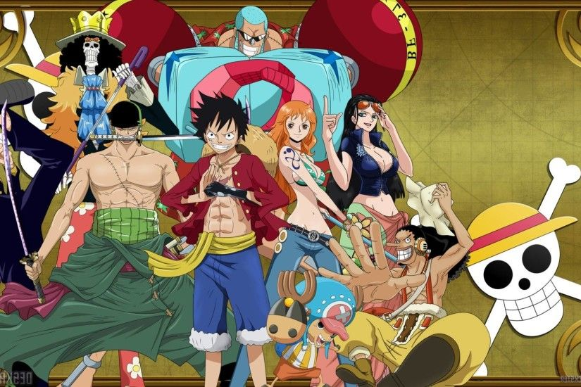 One Piece New Wallpaper HD Free For Desktop