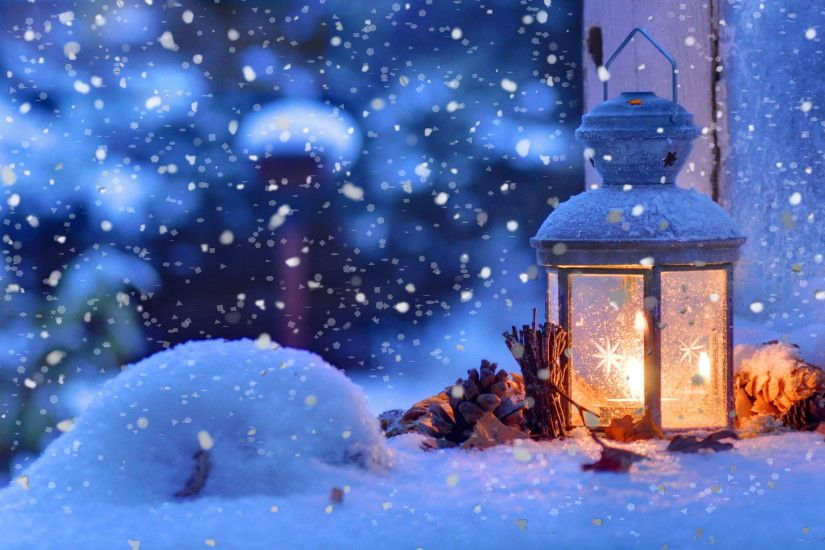 Christmas Snow Wallpapers 1080p
