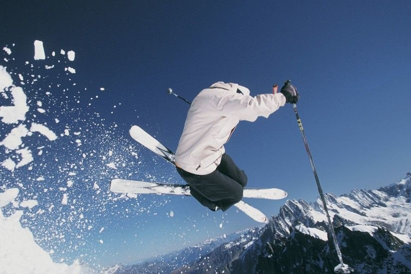 Skiing Wallpapers HD - HD Wallpapers Backgrounds of Your Choice