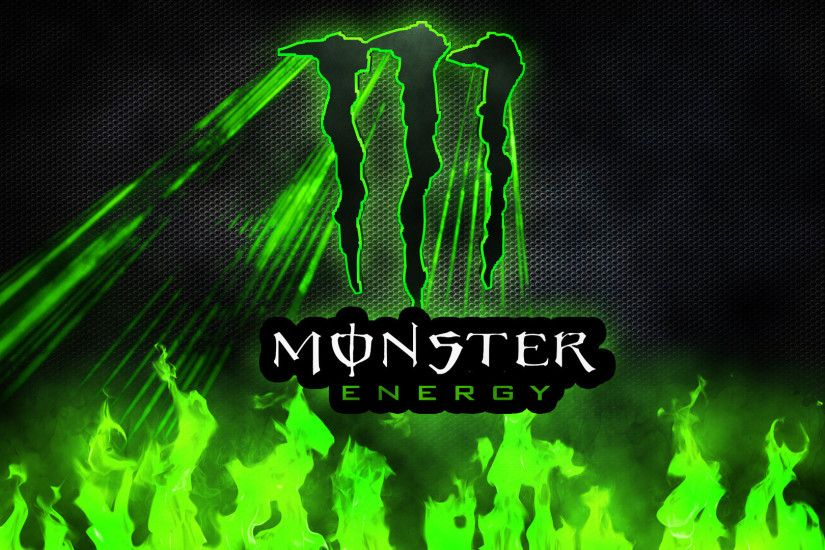 ... Wallpapers Ad Campaign for Monster Energy Drink ...