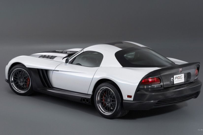 Dodge Viper: probably the most gorgeous car ever made!