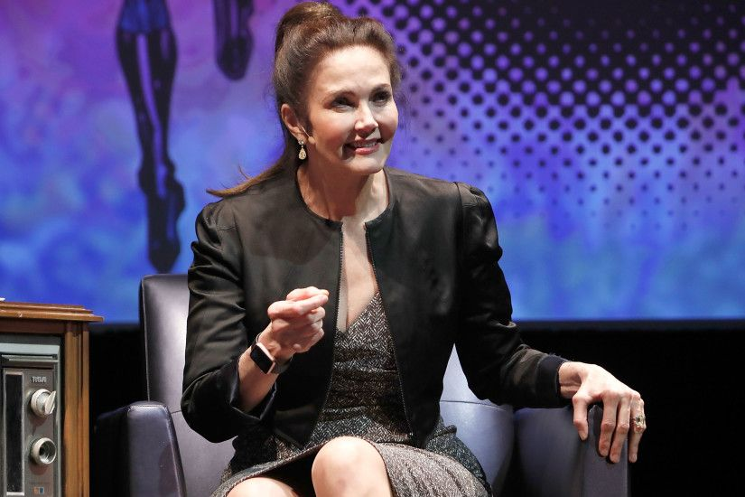 Lynda Carter almost showed up in Wonder Woman, up for role in sequel