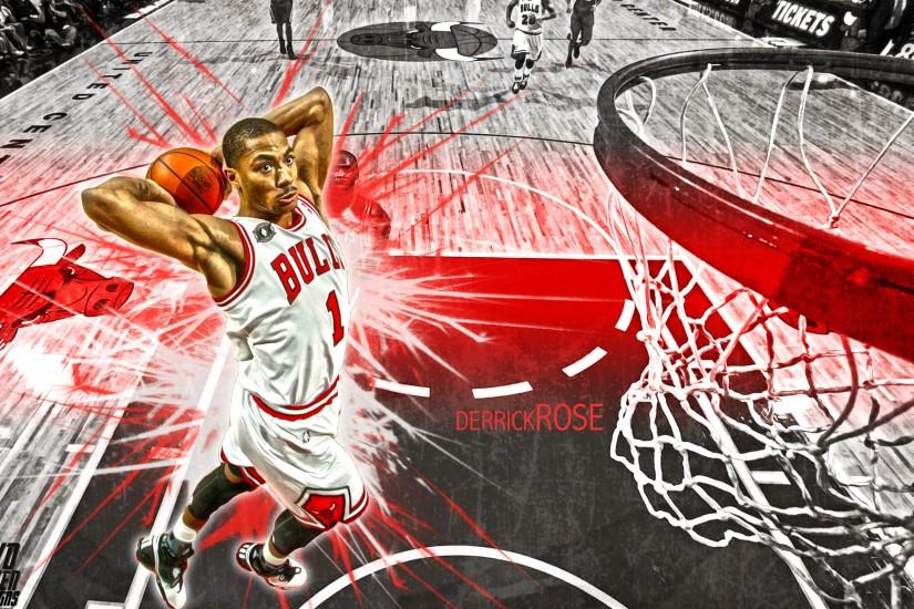 Derrick Rose Crossover Hd Wallpaper Derrick rose wallpaper