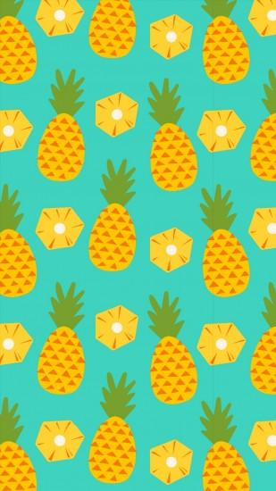 cool pineapple background 1080x1920 for android