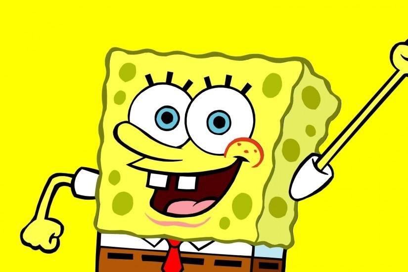 download free spongebob background 1920x1080 for mobile
