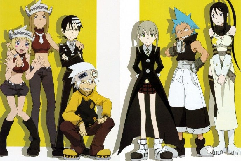 Soul Eater Wallpaper Hd Soul Images & Pictures - Becuo