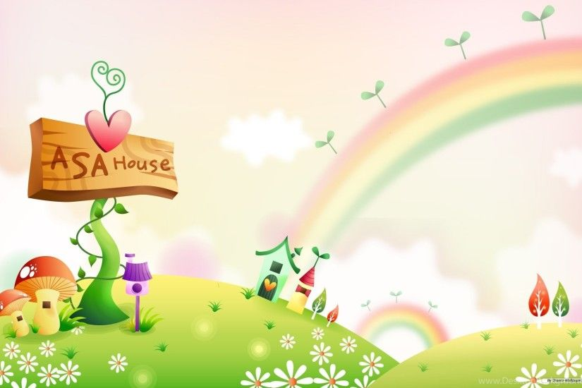 Dream Land Rainbow Wallpapers