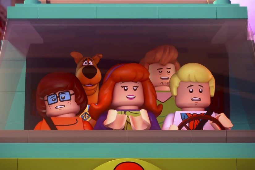 Movie - Lego Scooby-Doo!: Haunted Hollywood Wallpaper