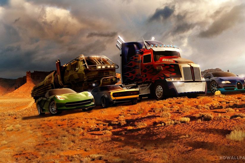 Tags: Transformers autobots transformers 4